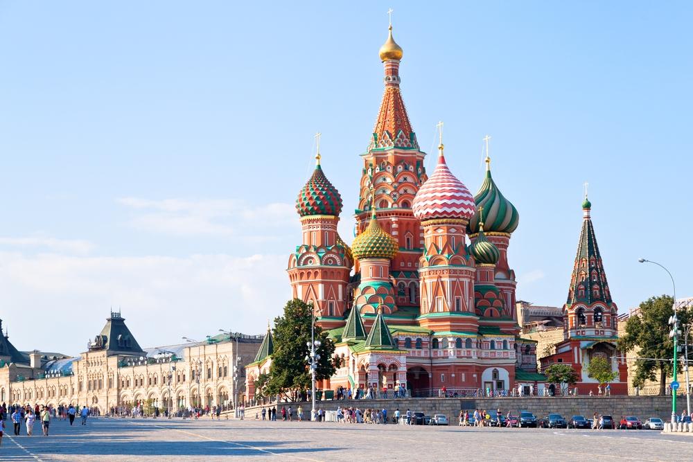 Красная площадь - Покровский собор
