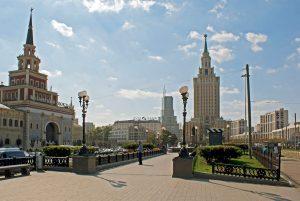 Комсомольская площадь, Казанский вокзал