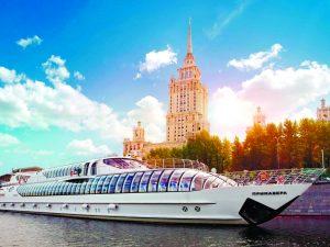 Москва-река, гостиница Украина